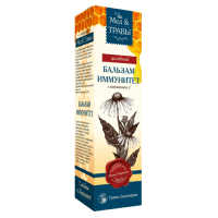 «Бальзам Иммунитет с витамином С» медовый 240 мл