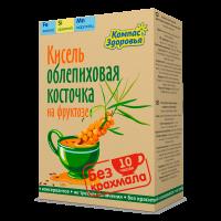 Кисель Облепиховая косточка на фруктозе 150г.