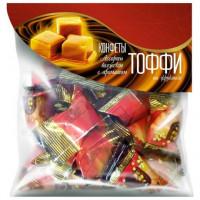 Конфеты Ассорти Волжское на фруктозе с ароматом тоффи 180г ТМ СахарOFF