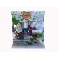 Конфеты Сливочная Клубника на сорбите со стевией 200г ТМ СахарOFF