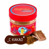 Арахисовая паста с Какао, Король Орех, 300 г