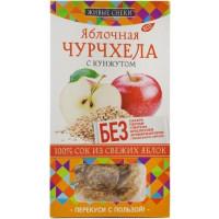 Яблочная чурчхела с кунжутом, Живые Снеки, 90 г