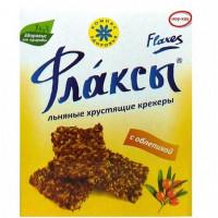 Флаксы с облепихой льняные, Компас Здоровья, 150 г
