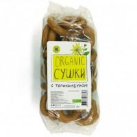Сушки с топинамбуром органические, Компас Здоровья, 200 г