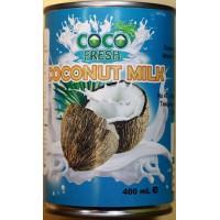 """Кокосовое молоко """"Coco Fresh"""" 18%, Econutrena, 400 мл, ж/б"""