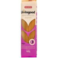 Спагетти овсяные Livingood, Макфа, 400 г
