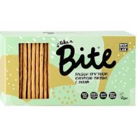 Хлебцы хрустящие кукурузно-рисовые с луком,Bite, 150 г