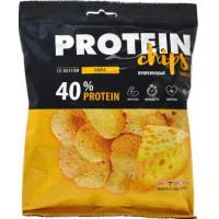Протеиновые чипсы Сыр, S-Tech, 50 г