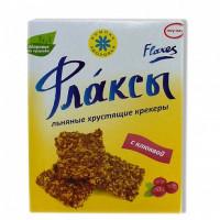Флаксы с клюквой льняные, Компас Здоровья, 150 г